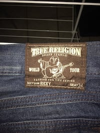 True Religion Jeans $250 reg&500 brand new never worn Calgary, T2V