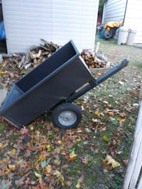 Yard Wagon or Trailer Manchester