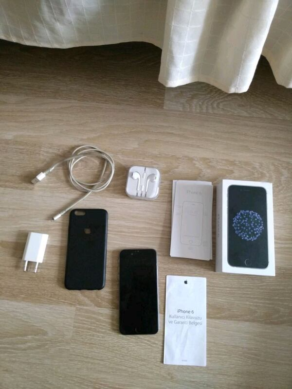 Iphone 6 32GB  e0241d3a-1c09-437c-97ac-e3adbec95a15