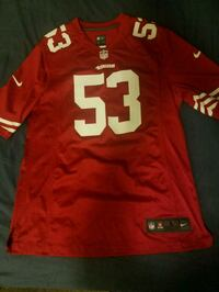 49ers Jersey (Authentic/Great Condition) Daly City, 94014