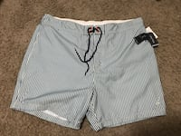 Nautica White and black pin-stripe shorts Grande Prairie, T8X 0A9