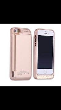 New charging case for 1phone 5,5c,5s, se 4200 mhz Rose gold  Riverview, E1B 4C6