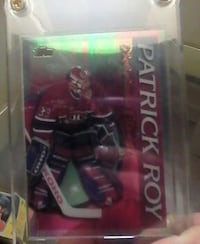 patrick roy collectible card Ottawa, K2P 1R9