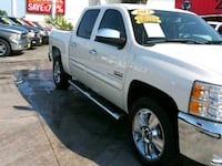 2013 - Chevrolet - 150 Houston