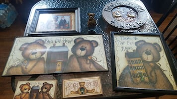 Country bear frames