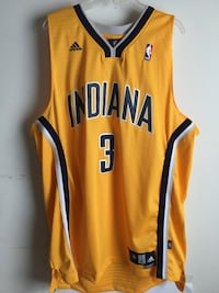 MENS SIZE XL ADIDAS NBA INDIANA MURPHY #3 SPORT JERSEY EXCELLENT CONDITION  Raleigh, 27610