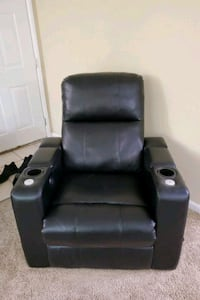 Home theater power recliner