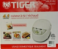 Brand New in Box Tiger 5 cup Rice cooker North Las Vegas, 89031