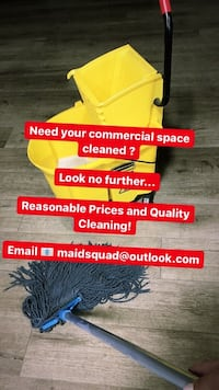 Commercial cleaning Burlington