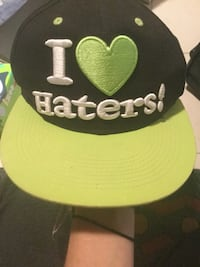 Casquette I LOVE HATERS