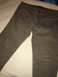 Stacked Skinny Jeans Size 34 35 km