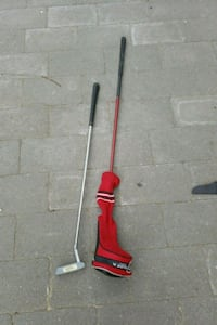 red and black string trimmer Burnaby