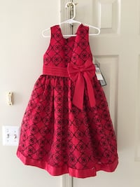 NEW - Size 7 Girls Dress Fairfax, 22033
