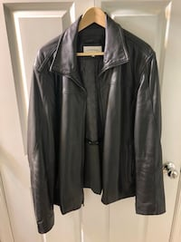 Calvin Klein leather jacket Arlington, 22206