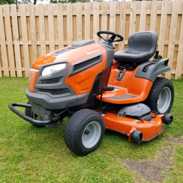 Used Husqvarna Lgt 2654 Riding Mower For Sale In Hubert