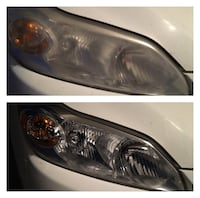 Headlight restoration  1806 mi
