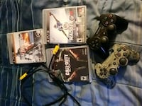 Ps3 games 2 controllers in hdmi cable Baltimore, 21213