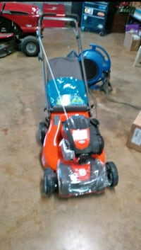 New Push Mower