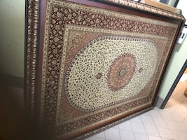 Tapestry/Carpet framing available
