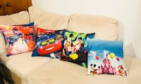 Beautiful Decorating pillows cover for kids room  Toronto, M4H 1J6