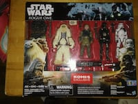 Star Wars Episode 1 action figure North Providence, 02911