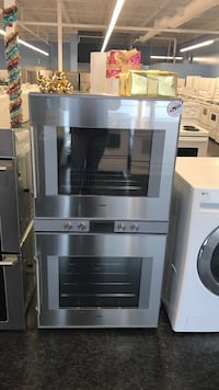 Stainless steel Double Oven Toronto, M3J