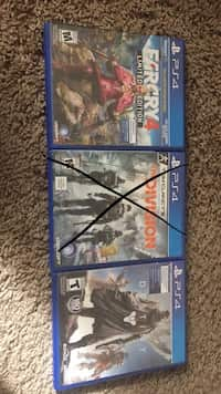 Used and new sony ps4 in McKinney - letgo