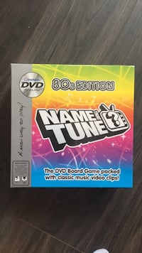 DVD game , good to get everyone together playing , Never opened Burlington, L7P