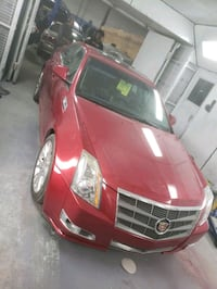 2011 Cadillac CTS Washington