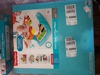 Fisher price 4 in 1 Step n Play Quincy