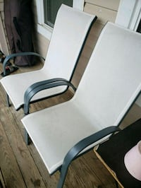 Patio chair $15 each Ashburn, 20147