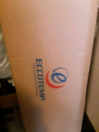 Eccotemp tankless water heater natural gas  Portland, 97204