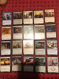Magic card lot $20