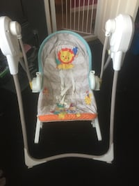 3 in 1 swing and bouncer and toddler chair  Brierley Hill, DY5 2EX