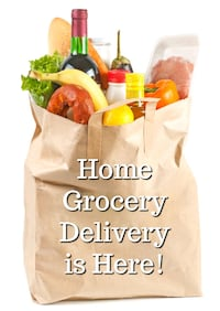 Grocery Delivery 1625 mi