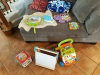 Baby toys by VTech and other $10 each Fort Worth