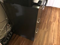 black and gray wooden cabinet San Diego, 92129