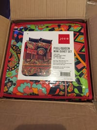 Hollywood boho duvet cover by Josie Queen size 3144 km