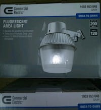 Fluorescent area lights