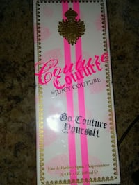 Juicy couture perfume Calgary, T2R 1H7