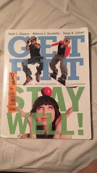 GET FIT stay well by Hopson, Donatelle and Littrell Woodbridge, 22193