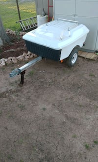 Small luggage trailer  Lubbock, 79416