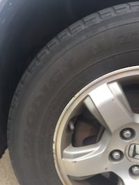Honda - Pilot - Rims with Tires St Paul