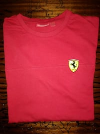 Camiseta FERRARI Madrid, 28044