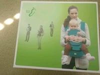 baby carrier  like new condition Milpitas, 95035