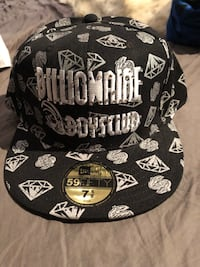 Billionaire Boys Club new era fitted hat sz 7 5/8 Burnaby, V5G 3X4