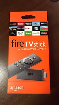 Amazon 2nd generation fire stick Park Ridge, 07656