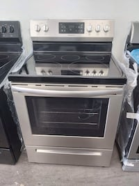 "Electric Range Stove Oven 30"" Kitchen Appliances Estufa Fogón Cocina"