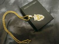 Golden Diamond King thug chain..iced out Prince George's County, 20737