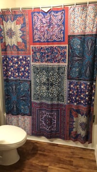 urban outfitters Shower Curtain Houston, 77063